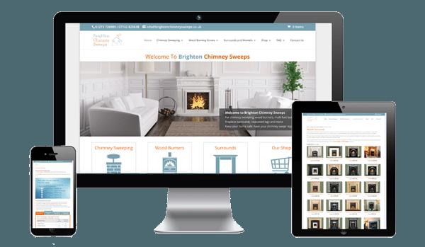 nifty website design go.botanica Website
